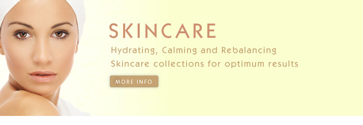 Skincare. Hydrating, calming and rebalancing skincare collections for optimum results.