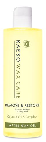 Remove & Restore After Wax Oil